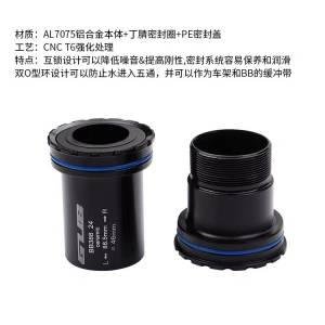 GUB BB386 ceramic bearing