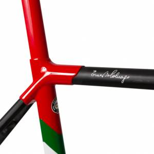COLNAGO C64 ROAD FRAMESET TEAM EDITION (SLOPING GEOMETRY) - [READY STOCK]