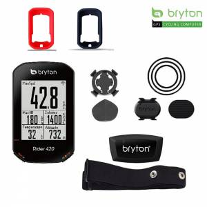 BRYTON RIDER 420E 420 420T WIRELESS GPS GNSS / ANT+ BLE BIKE BICYCLE CYCLING COMPUTER 420H 420T