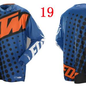 KTM jersey cycling for downhill MTB XC enduro with cool tech fabric