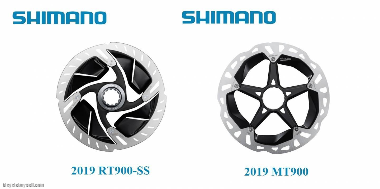 Shimano XTR RT99 MT900 RT900-SS , XT RT86 (6both) Ice Tech Rotor