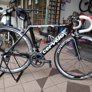 Cervelo S3 Olympic Complate Bike