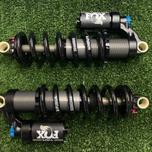 Fox Van RC Coil Shock 216x63mm