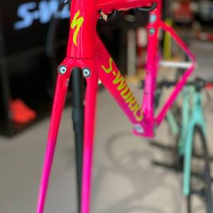 S-WORKS TARMAC SL6 FRAME SET SUPER GOOD DEAL !
