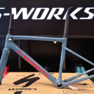 S-WORKS TARMAC SL6 CARBON FRAME SET 2019 !