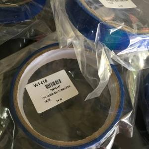 Roadbike Tubeless Tape 18mm (free pos w.m)