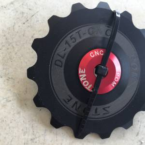 Stone 15T Custom Big Pulley - - free courier