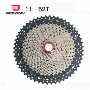 BOLANY 11 SPEED 52T CASSETTE MOUNTAIN BIKE CYCLING MTB SUNRACE 11S 11-52T
