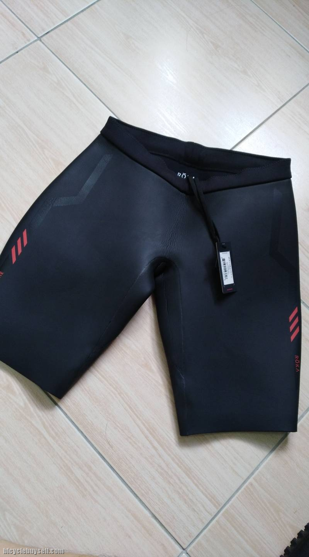 16fc28051b26 ROKA men s sim elite ii buoyancy shorts for swimming racing