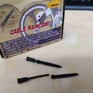 JAGWIRE CABLE RAINCOAT WATERPROOF COVER