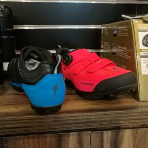 Specialized Comp MTB - Black Red- (Shoes) Brand New !!!
