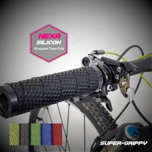 Hexa Silicon Wrapped Tape Grip