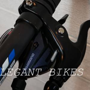 2019 COMP ALLOY 24SP SHIMANO INTERNAL ROUTING CABLE