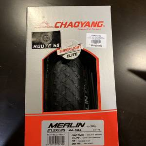 CHAO YANG MERLIN 27.5X1.95 TUBELESS READY