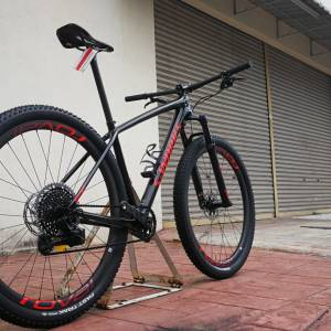 "S-WORKS EPIC HT CARBON 29"" 20% LESS !"