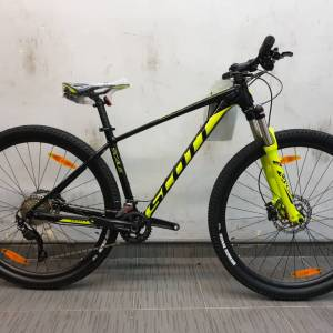 "SCOTT Scale 990 Alloy MTB 29"" Shimano Deore 20Sp Hydraulic Disc Brake Bicycle"