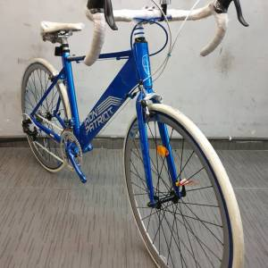 TRS Marvel Alloy Aero Racing Bike 700C Shimano 14SP Bicycle Blue