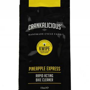 CRANKALICIOUS PINEAPPLE EXPRESS BIKE CLEANER