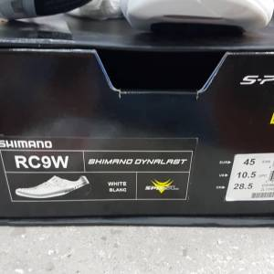 Shimano RC9W (White Blanc) 45  (Brand New !!!)