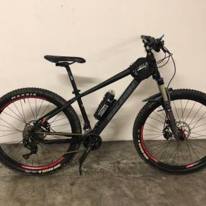 2019 Raleigh Scree upgrade version Trail, XC setup
