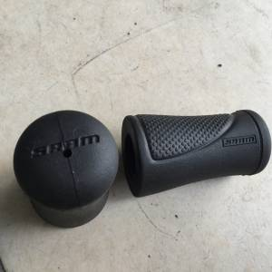Sram Rubber Grip For Folding - Taiwan -- free courier