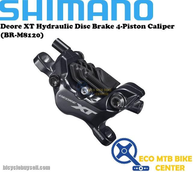 SHIMANO Hydraulic Disc Brake Set (BR-M8120) + (BL-M8100)