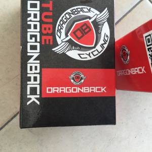 Dragonback MTB Tube 27.5x1.5 - FV 48mm Valve - Taiwan Made