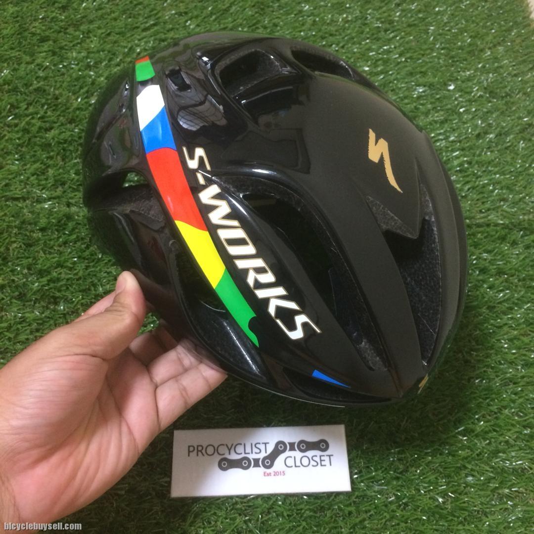 Genuine Specialized S-Works Evade LTD Peter Sagan World Champion
