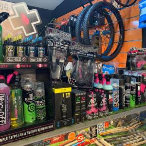 Muc-Off Dry PTFE Chain Lube 400ml Drivetrain Premium Lubricant MTB Road Bike all bicycles MUC OFF