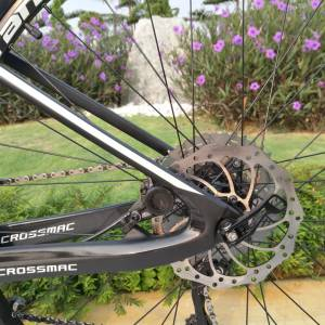 Branta XC (29er) with DT Swiss Competition Spoke + Choosen Hub + Tires (Tubeless Ready)