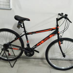 RMB 21speed mtb Matt black orange clearance offer