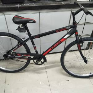 RMB Matt black / red MTB