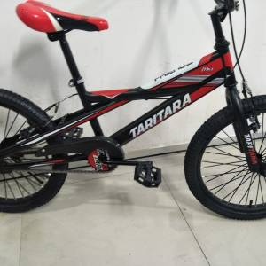 "Bmx 20"" Matt red for 5 years old onwards - good quality"