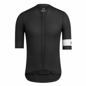 RAPHA PRO TEAM FLYWEIGHT JERSEY - BLACK/WHITE