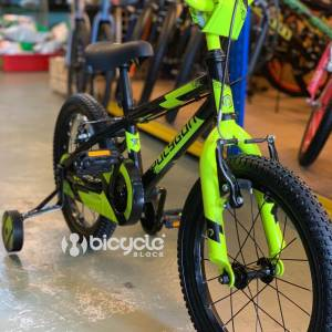 POLYGON CROSSER 16'' KIDS BIKES BLUE