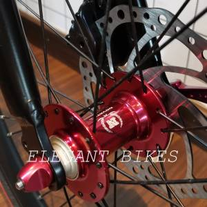 18SP SORA SHIMANO VOLCANO XC-300 ALLOY SEALED HUBS