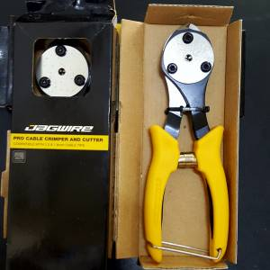 Jagwire Pro Cable Cutter & Crimper WST036