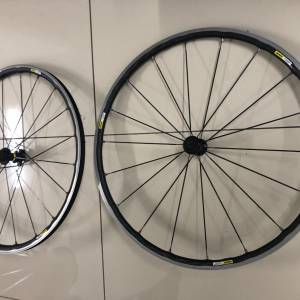mavic ksyrium elite & cassette Ultegra 11speed
