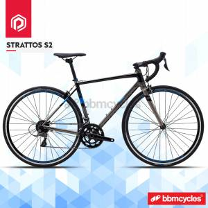 POLYGON STRATTOS S2 ROAD BIKES MODEL 2021 CARBON FORK