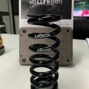 X-Fusion Coil Spring 216x63mm 8.5x2.5