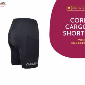 CYCLE2U CORE CARGO Lady's Cycling Short Pants