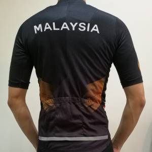 Team Malaysia cycling jersey MTB road bike - ready stock