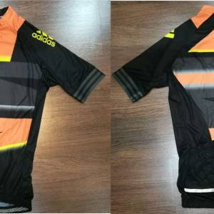 Adidas cycling jersey with Italy elastic arm band MTB road bike  ready stock