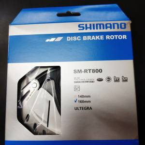 Shimano disc brake rotor RT800 140MM
