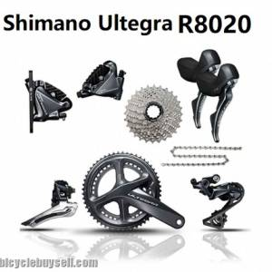 SHIMANO ULTEGRA R8020 GROUP SET READY STOCK !