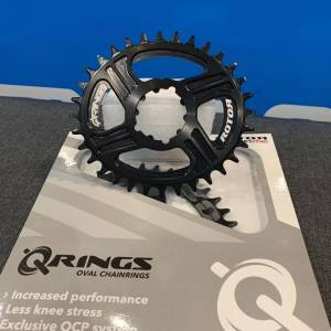 ROTOR Q RINGS  32T / 0MM OFFSET ( SRAM )