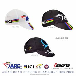 iSports UCI ARC cycling Cap
