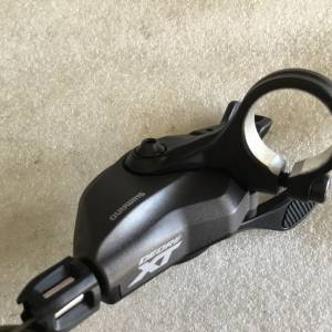 Shimano Deore XT M8100 Shifter (Right) 12speed @ free pos