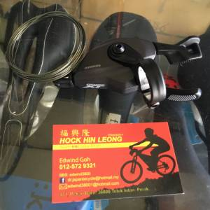 Shimano M8100 Deore XT Shifter 12speed / RightHand (free pos w.m)