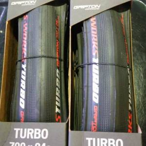 S-Works Turbo (700x24C) Tires (2020 model) ! Brand New !!